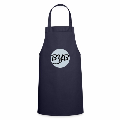 Bend your Bike LOGO - Tablier de cuisine