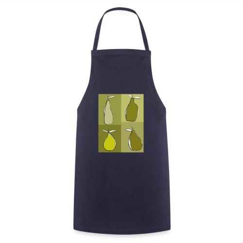 green pears - Tablier de cuisine