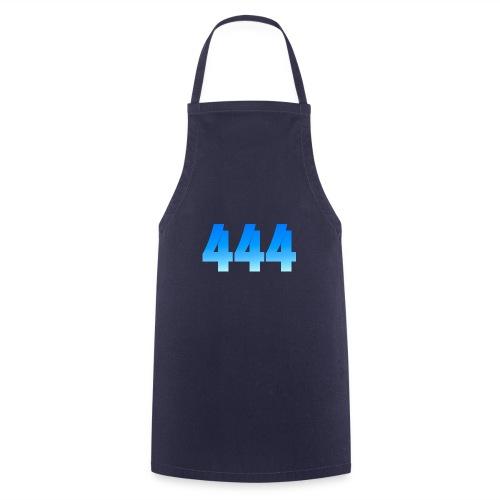 444 annonce que des Anges vous entourent. - Tablier de cuisine
