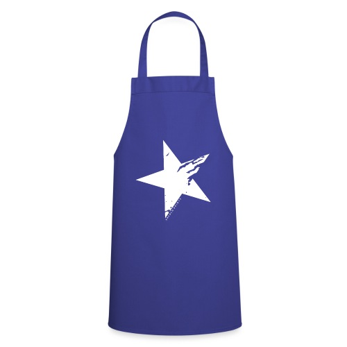 Erfolgshirts Allstars Fame Design - Kochschürze
