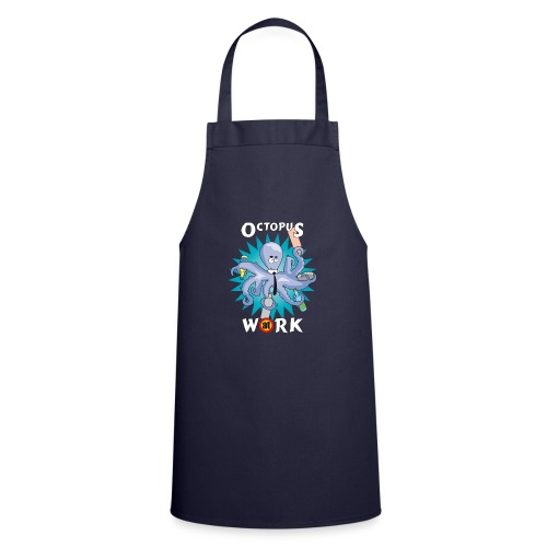 octupusatwork - Grembiule da cucina