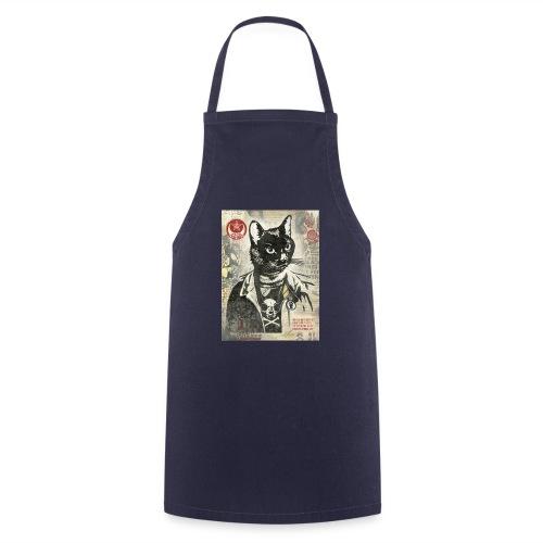 Cat Graffity - Kochschürze