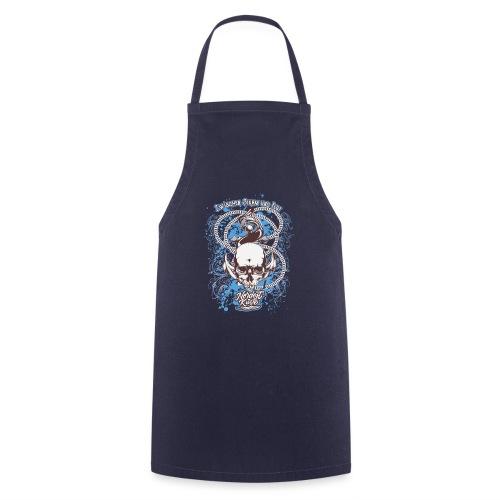 Skull Anker Design Art - Kochschürze