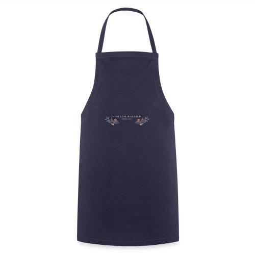 Vagues Couleur Dark - Tablier de cuisine
