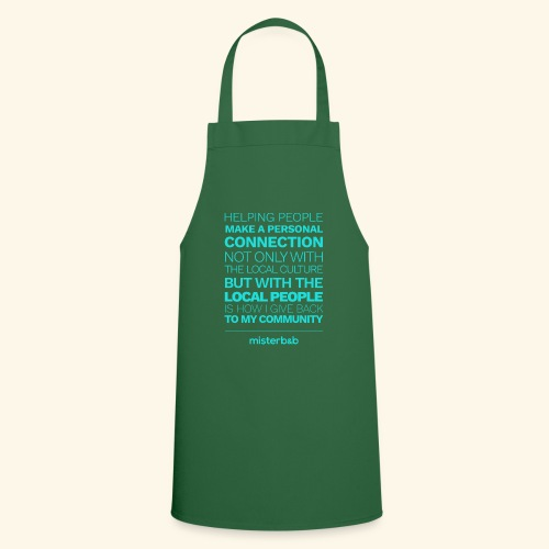 misterb&b - Tablier de cuisine