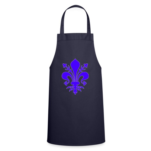 giglio viola - Grembiule da cucina