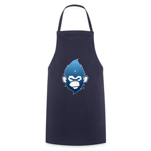monkeyZ degrade bleu - Tablier de cuisine