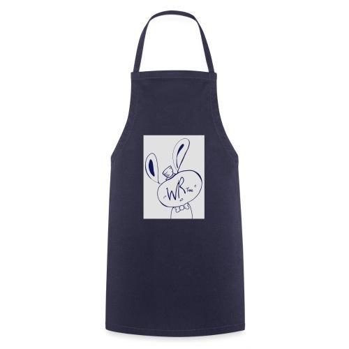 WhiteRabbitTees logo - Cooking Apron