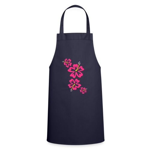 Hawaii Flower - Kochschürze