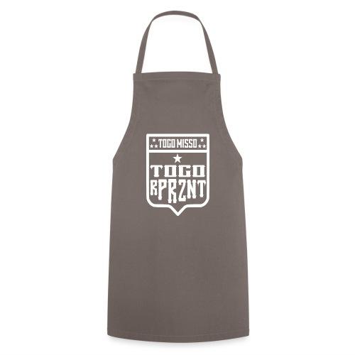 TOGO RPRZNT BLASON - Tablier de cuisine