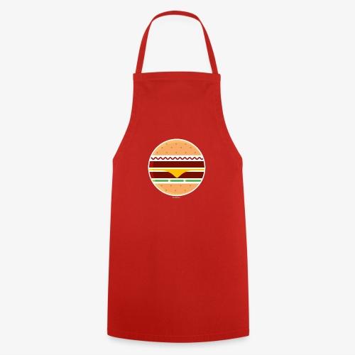 Circle Burger - Grembiule da cucina