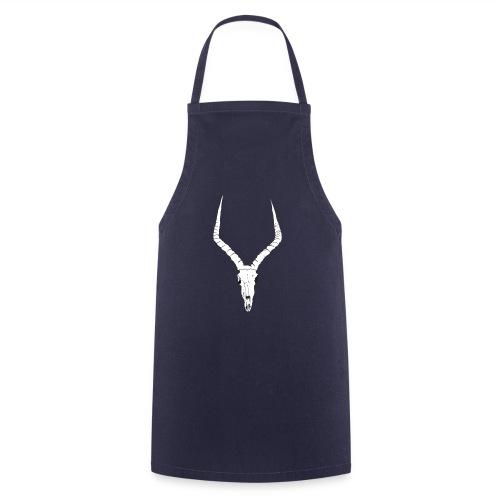 Antelope ANIMAL skull - Cooking Apron
