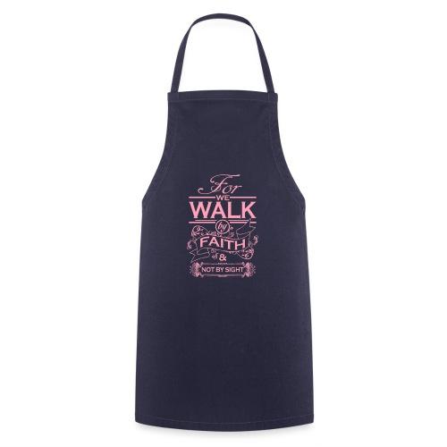 walk pink - Cooking Apron