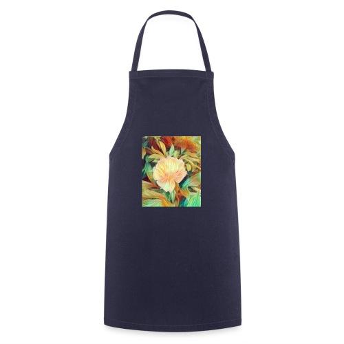 Flower - Kochschürze