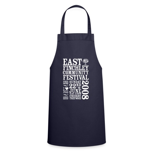 2008 East Finchley Community Festival - Cooking Apron