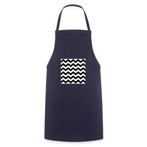 zigzag png - Tablier de cuisine