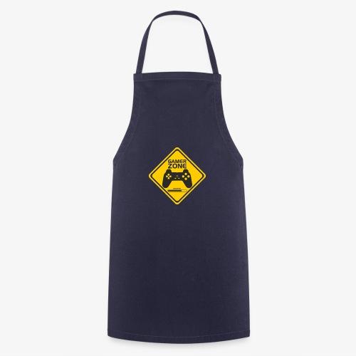 AMRS ShirtDesigns Game Zone - Tablier de cuisine