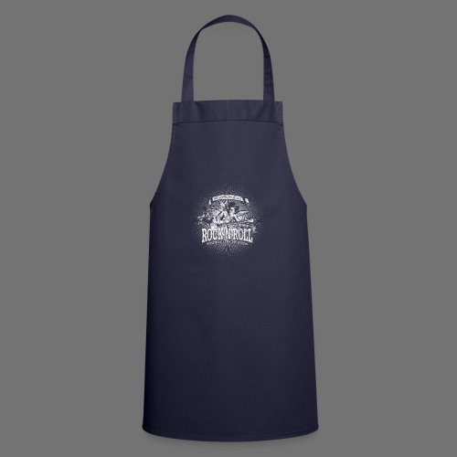 Rock 'n' Roll - Sounds Like Heaven (white) - Cooking Apron