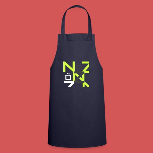 Nörthstat Group™ Clear Transparent Main Logo - Cooking Apron