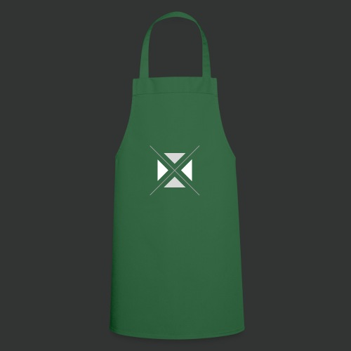 hipster triangles - Cooking Apron