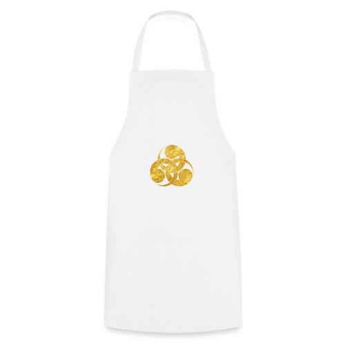 Tadpole Mon Japanese samurai clan - Cooking Apron
