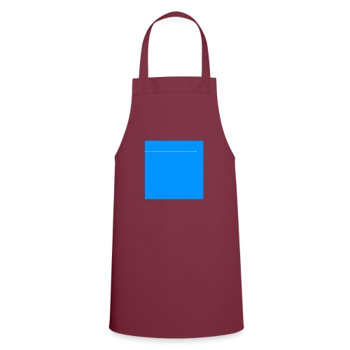 sklyline blue version - Tablier de cuisine