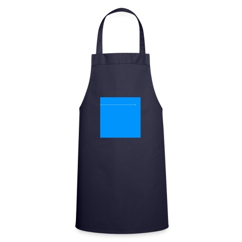 sklyline blue version - Tablier de cuisine