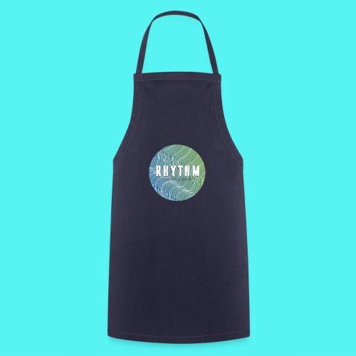 Rhythm On The Run Logo - Cooking Apron