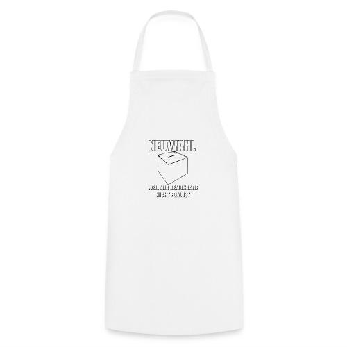 Neuwahl - Shirt - Kochschürze
