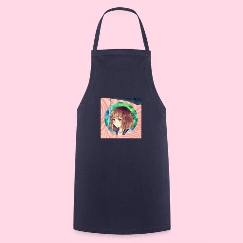 Badge Héroïne - Tablier de cuisine