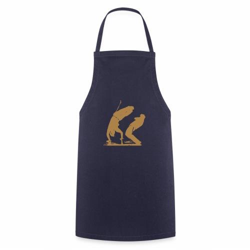 jeu de capoeira - Tablier de cuisine