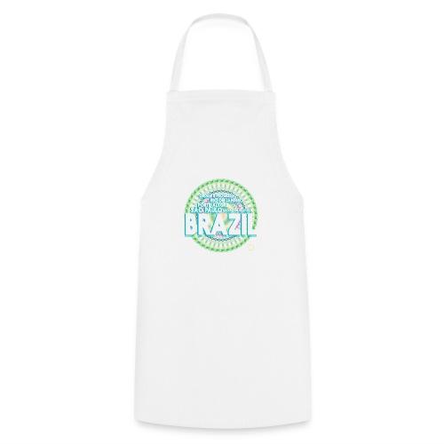 Lemon Brazil Mandala - Tablier de cuisine