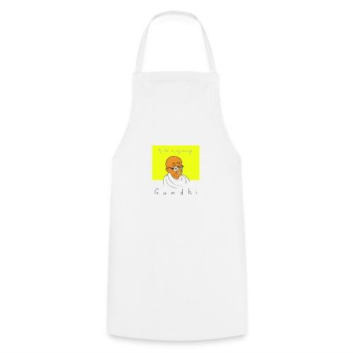 Gandhi - Kochschürze