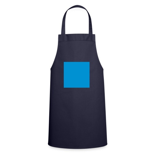 Sweat Carré Bleu - Tablier de cuisine