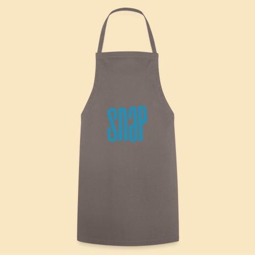 SNAP blue 003 - Kochschürze