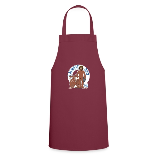 I almost died - Cooking Apron