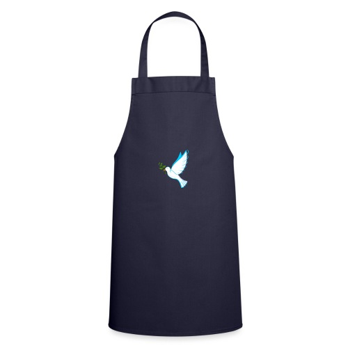 Dove of Peace - Cooking Apron