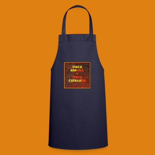 SPAIN AND CATALONIA - Cooking Apron