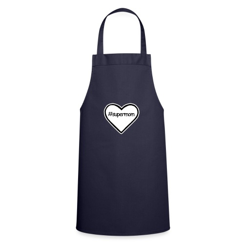 #supermom - Cooking Apron