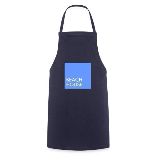Blue Summer Logo - Cooking Apron