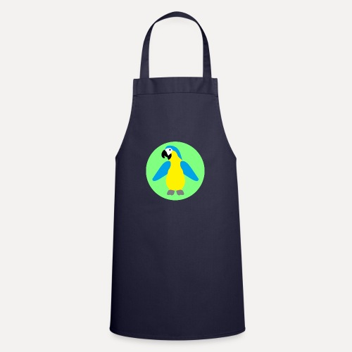 Yellow-breasted Macaw - Cooking Apron