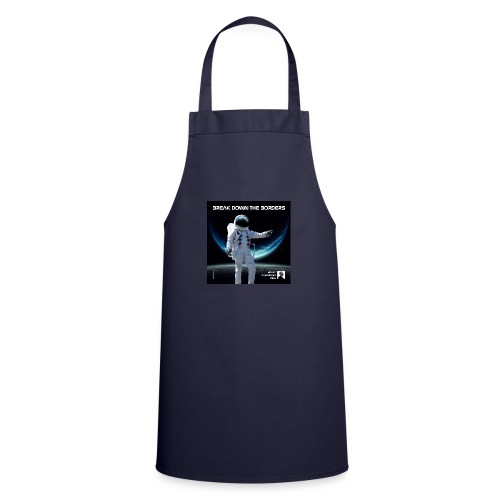 Break Down The Borders - Cooking Apron
