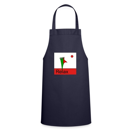 Galoloco - Relax (text) - 1:1 - Cooking Apron