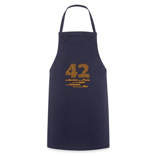 DIE Antwort - 42 - Kochschürze