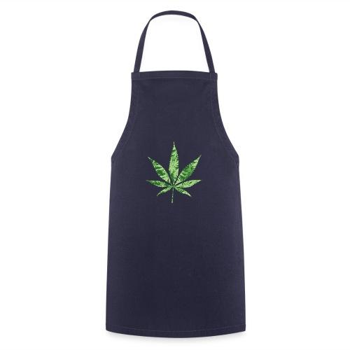 Weed Leaf - Keukenschort