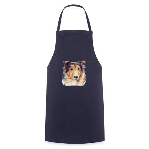 shetland Sheepdog 2 - Forklæde