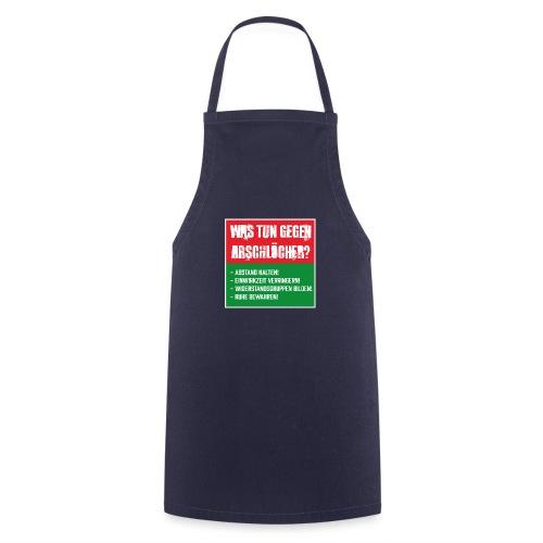 Arschlöcher - Kochschürze
