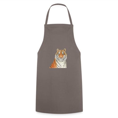 Tigre,Tiger,Wildlife,Natura,Felino - Grembiule da cucina