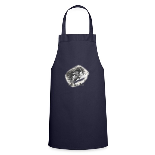 I am Hell Searcher, T-Shirt Women - Cooking Apron