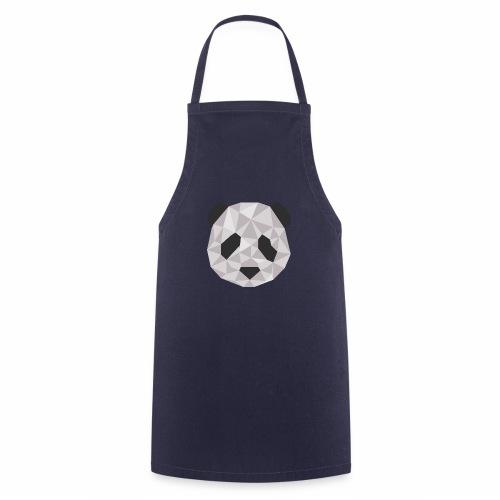 panda géométrique - Tablier de cuisine
